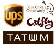 Przykłady marek z brązowym logo